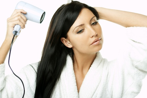 107169 12918491242 Beauty Banter: How Can I Dry Thick Hair In Less Time?