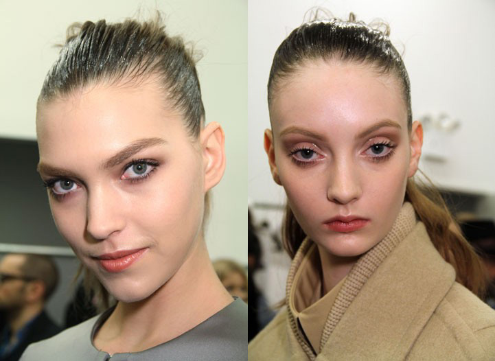115857 12979837402 Calvin Klein Fall 2011: What Was With The Hair?