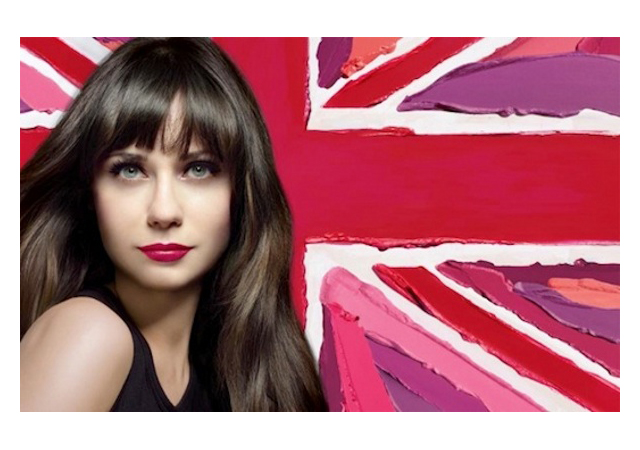119865 13007116652 Zooey Deschanel Transforms In Rimmel Londons New Ads