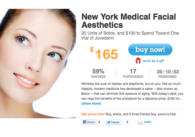120837 13014041142 Living Social Offering Discount On Botox