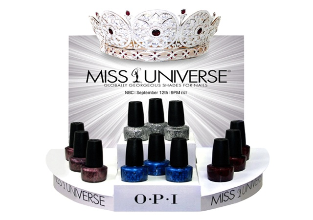 126884 13056428602 OPI To Release Miss America Collection