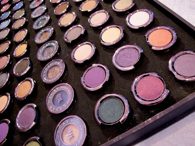 Build Your Own Urban Decay Eyeshadow Palette Now Available Online