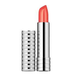 Clinique Launches Karen Walker Runway Coral Lipstick