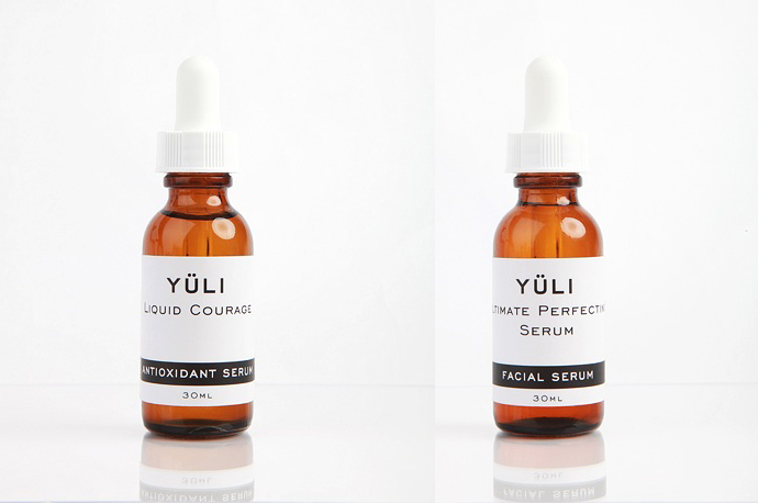 yuli products1 Yuli Skincare: Your Skin Products Just Got More Scientific