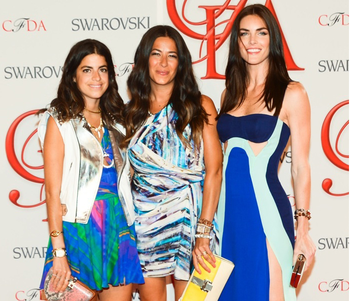 cfda rebecca minkoff11 Rebecca Minkoff & Leandra Medines Beauty Scoop for the CFDAs
