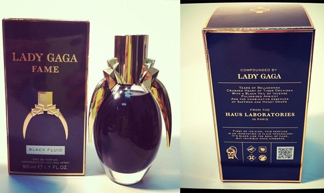 lady gaga scents1 Lady Gagas New Perfume Really is Made From Her Own Blood