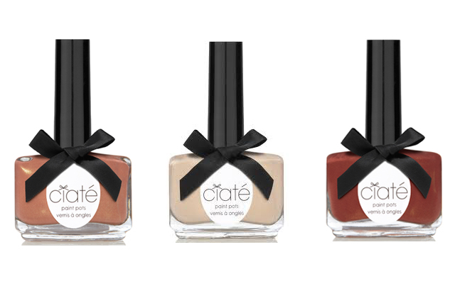ciate nail polish Ciate Nails Introduces an All Natural Complexion Collection