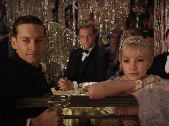 greatgatsby The Great Gatsby Makeup Line is Here; Your Breast Size is Genetic