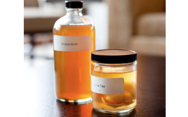 miracle broth lime tea 10 Secrets From La Mer