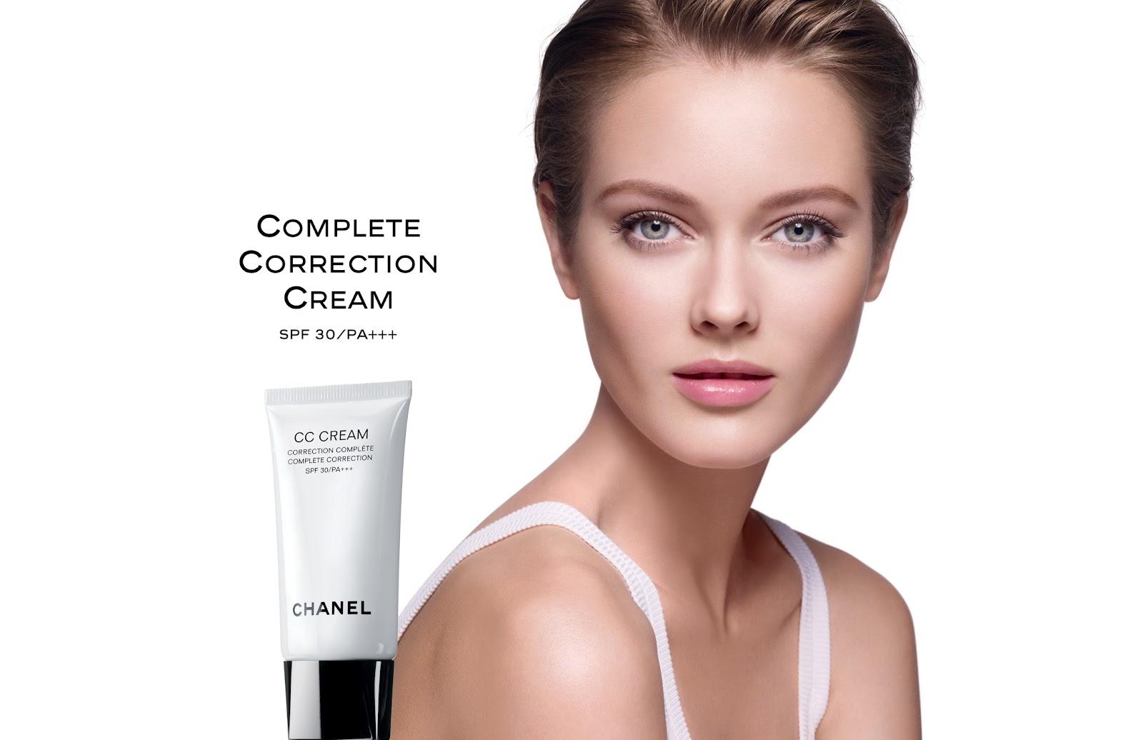chanel cc cream Are CC Creams the New BB Cream?