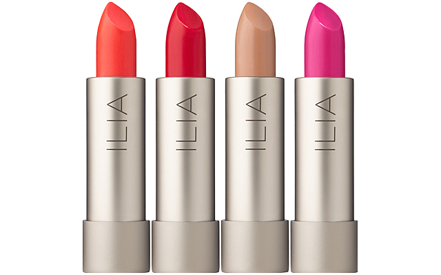 ilia beauty ILIA Beauty: An Organic Lipstick Line Discovered in Canada