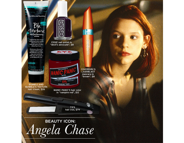 angela chase Beauty Highs Daily Top 10: Get Angela Chases Look, Behind Chloes Scent & More