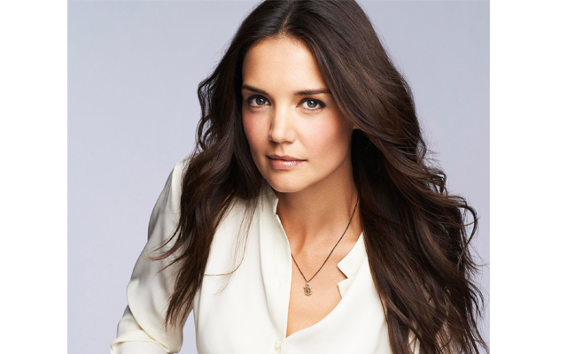 katie holmes1 UPDATED: Katie Holmes to Become First Celeb Face of Bobbi Brown Cosmetics