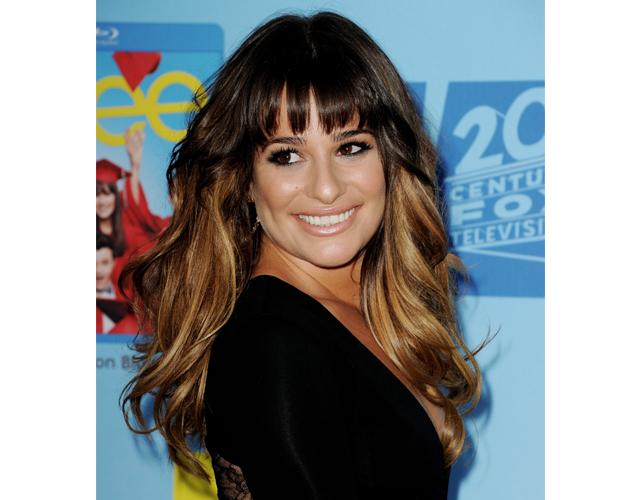 lea michele Lea Michele is the New Face of LOreal
