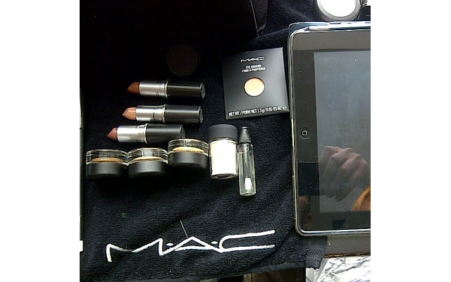 mac 1 Evolution of a Fashion Show Look: MACs Creation for Katie Gallagher