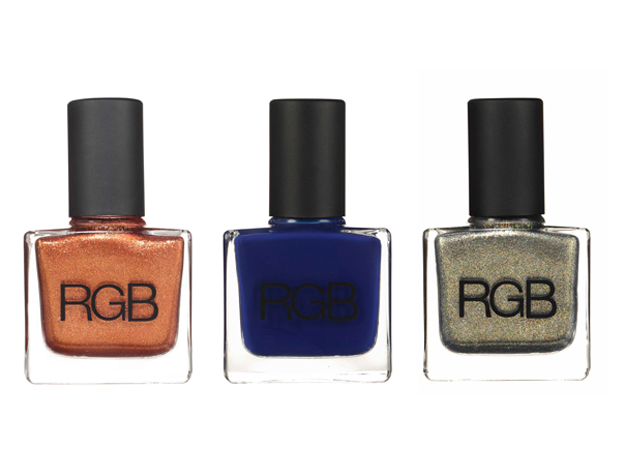 rgb polish Youll Have the Fall Nail Polish Trends Covered With This New Trio
