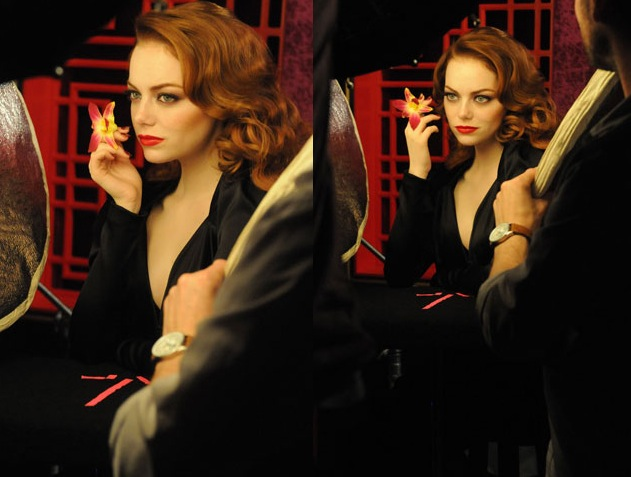 emma stone revlon Beauty Highs Daily Top 10: Emma Stones New Revlon Ads, Salma Hayeks Beauty Tips, More