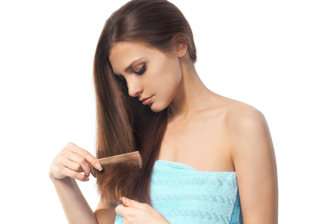 hair brushing Beauty Mythbusters: If I Brush My Hair 100 Times Every Night Will It Increase The Shine?
