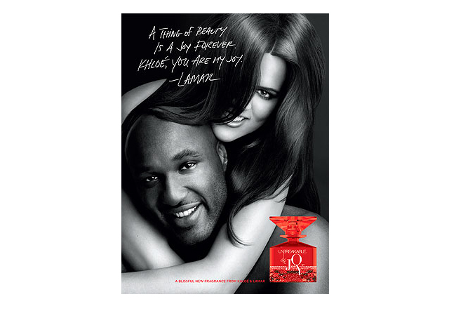 khloe lamar kardashian Beauty Highs Daily Top 10: Khloe Kardashians Latest Fragrance Ad, 24K Gold Dior Tattoos, More