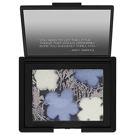 The One Thing: NARS Andy Warhol Flowers Eyeshadow Palette