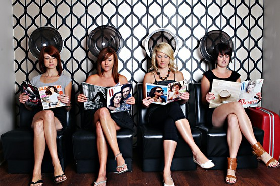 salon How To: Ask Your Stylist For the Haircut You Want