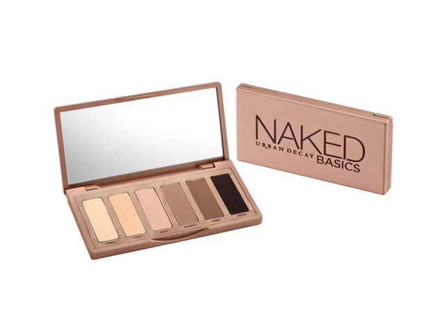 urban decay basics Urban Decay Redefines Their Naked Palette with Naked Basics