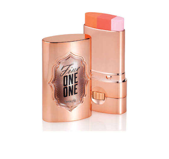8799072550942 The One Thing: Benefit Cosmetics Fine One One Lip & Cheek Color