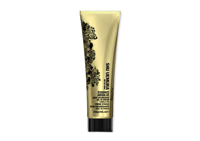 shuuemura The One Thing: Shu Uemura Essence Absolue Nourishing Oil In Cream Gives You Soft Locks