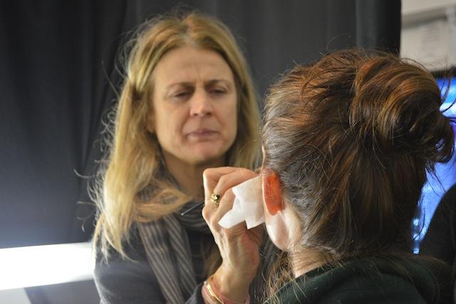 Diane Kendal MAC CH Backstage