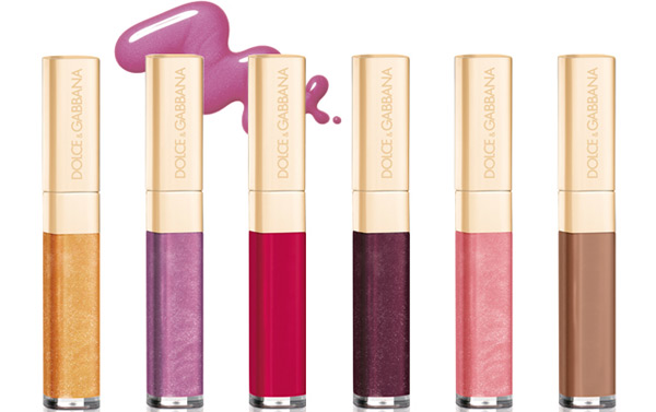 Dolce and Gabbana Spring 2013 Lip Gloss