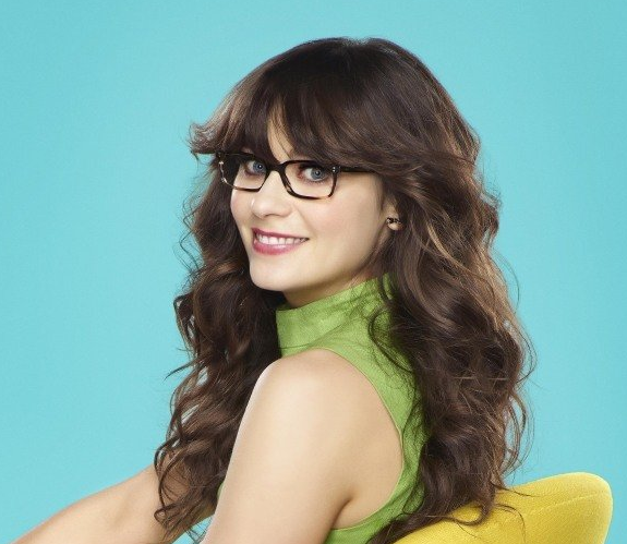 Zooey Deschanel New Girl Glasses