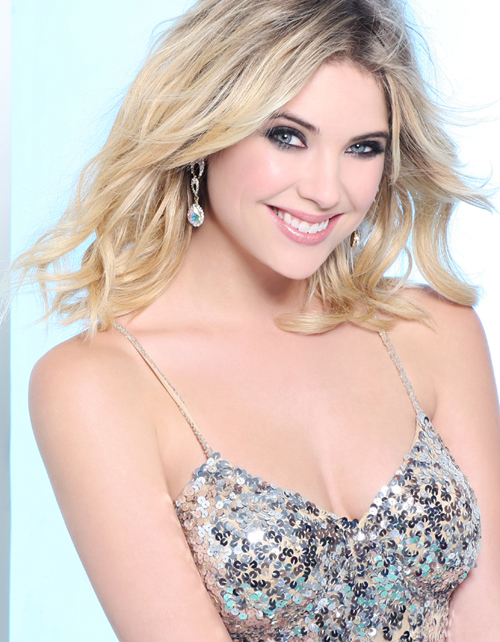 Ashley Benson of Pretty Little Liars