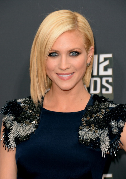 Brittany Snow MTV Movie Awards Smokey Eye