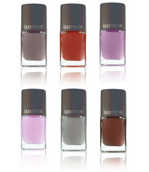 laura mercier nail polish lacquer