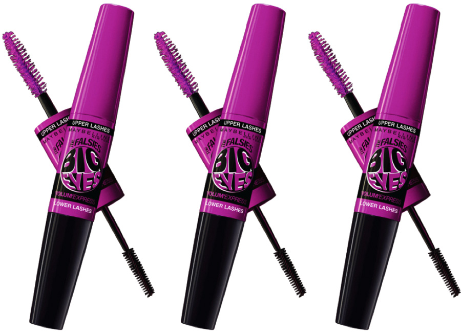 maybelline the falsies big eyes