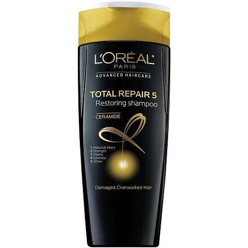 L'Oreal Total Repair 5 Shampoo, Drugstore.com.
