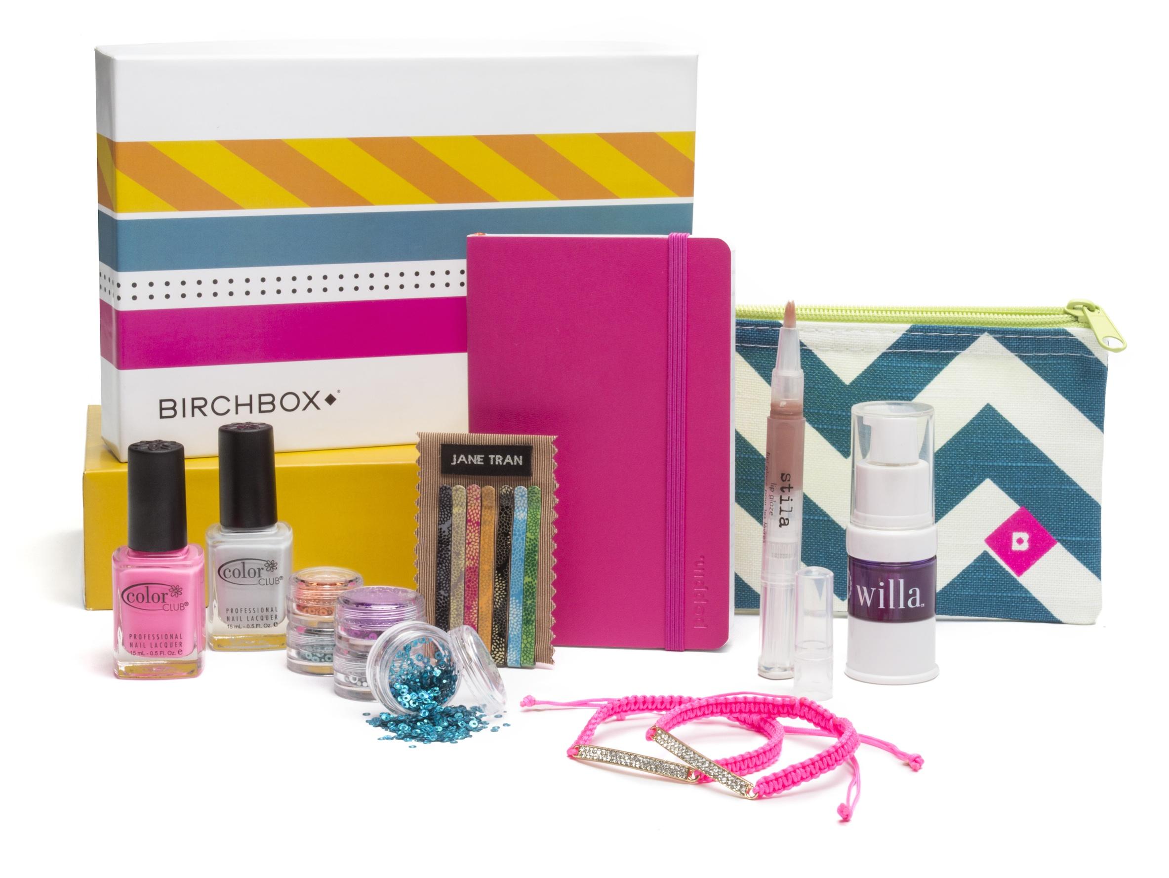birchbox limited edition