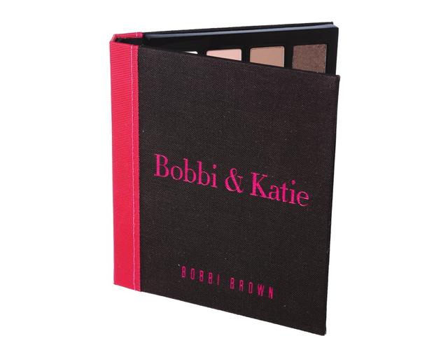 Katie Holmes and Bobbi Brown