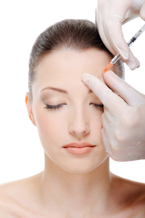 botox clear skin