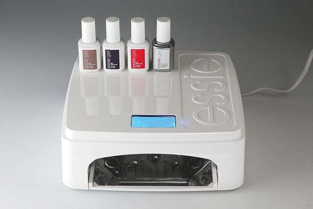 essie gel manicure