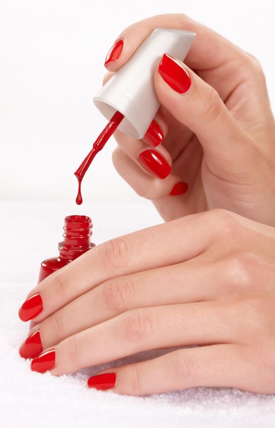 nail polish how to