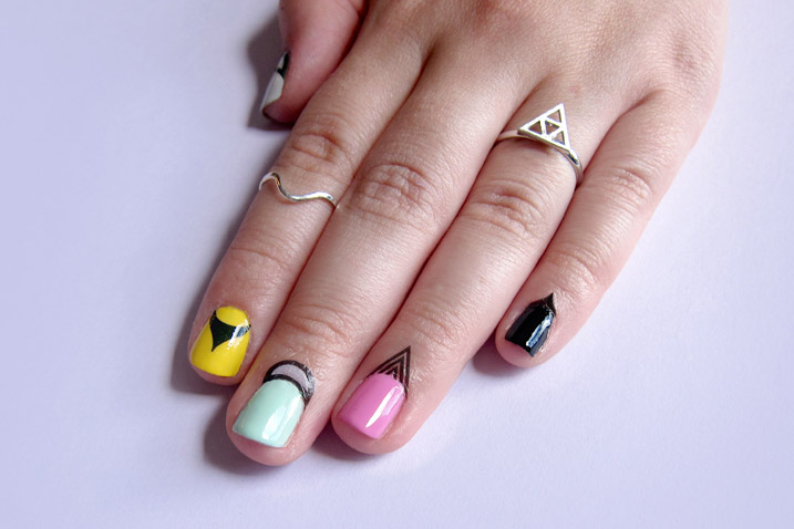rad nails beyond cuticle art Latest Trend in Nail Art: Cuticle Tattoos