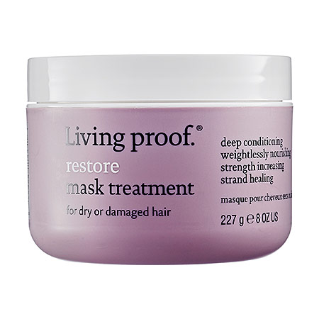 living proof hair mask