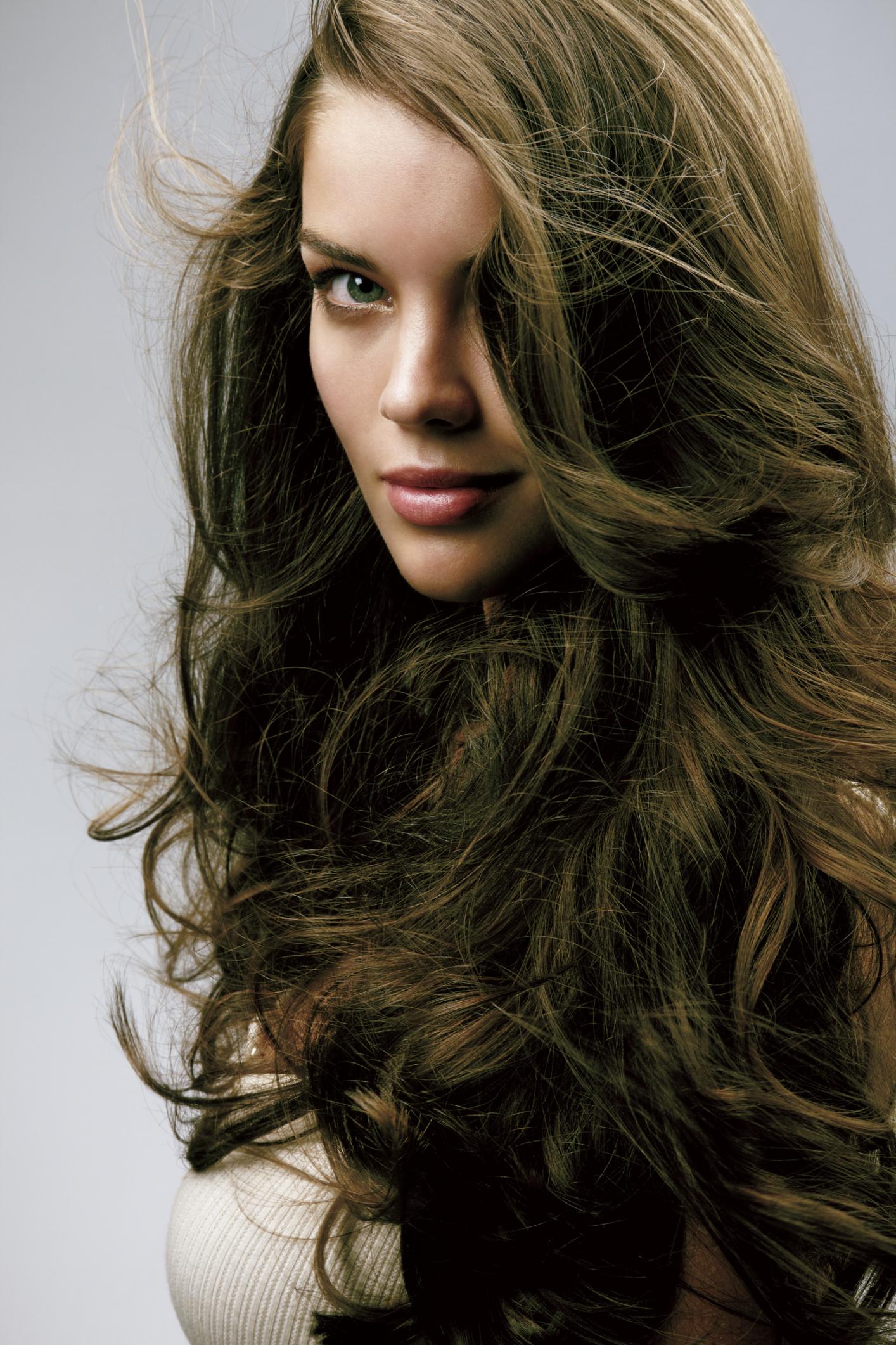tease hair
