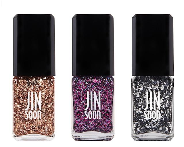 Jin Soon Holiday Nails