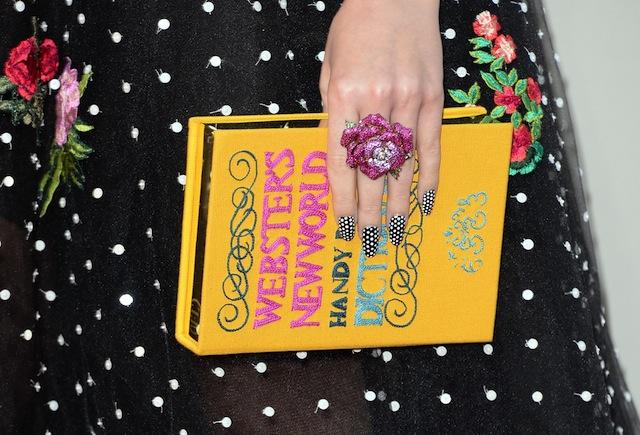Katy Perry Polka Dot Nails
