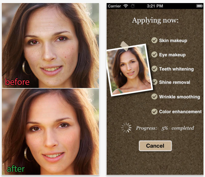 photoshop for selfies