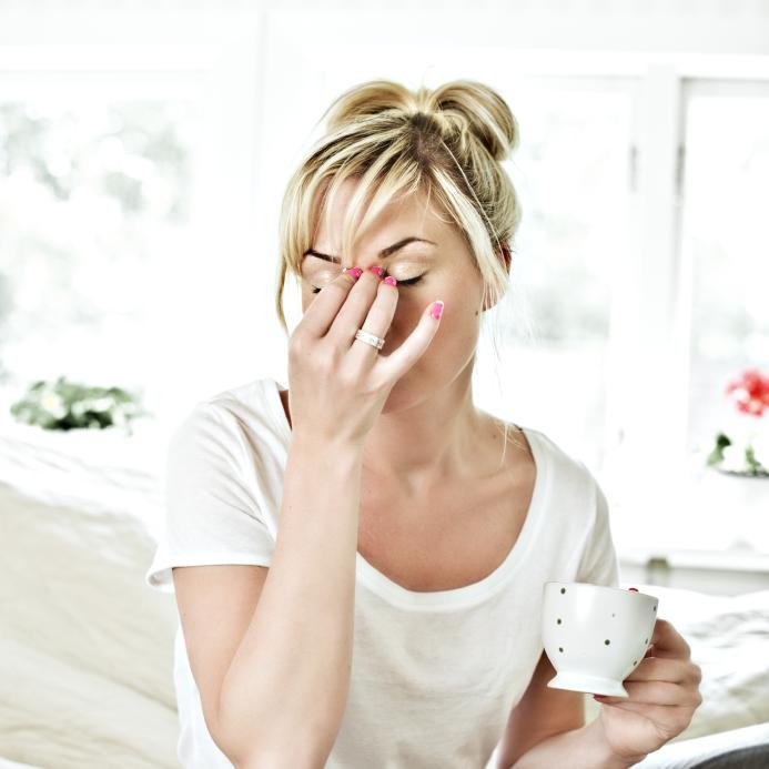 how to look more awake