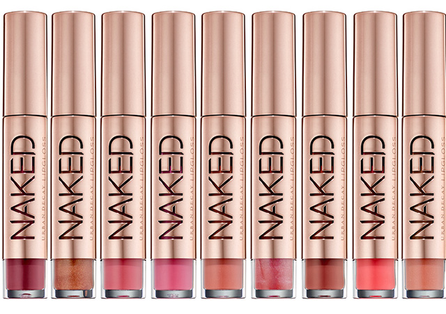 Urban Decay | Naked Cherry Collection: Review and Swatches