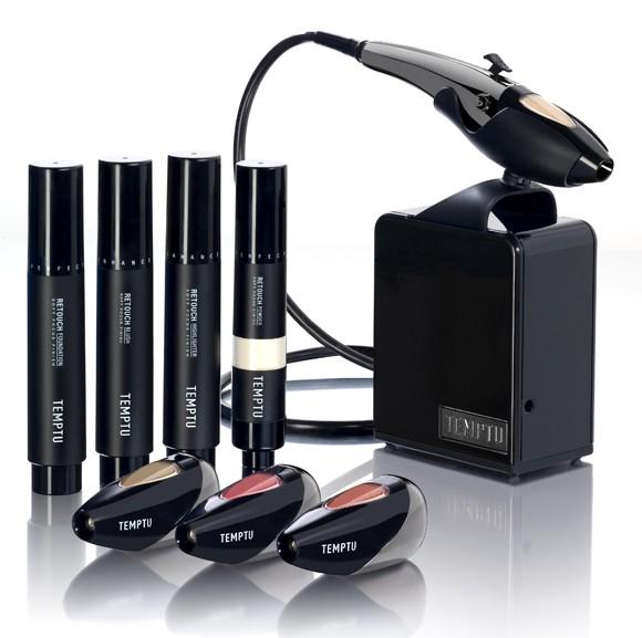 Temptu Airbrush Makeup Product Review